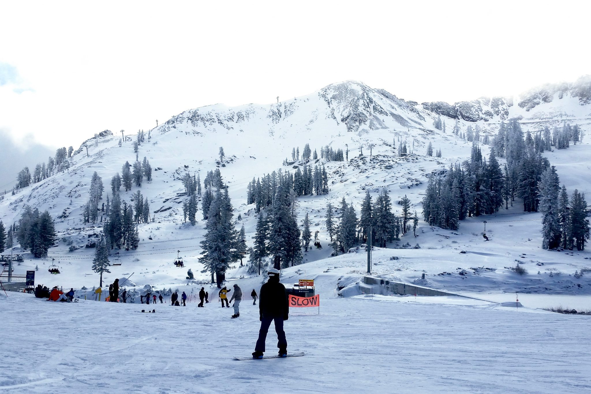 Squaw Valley, Photo by Jamie Balaoro