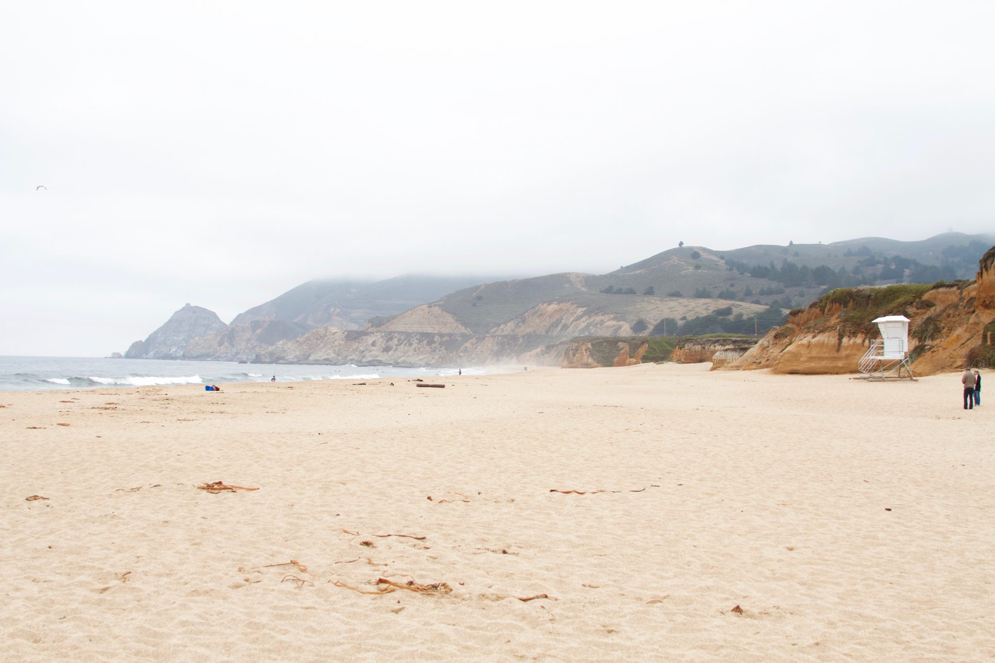 California Coast Beach Day at Montara State Beach. Photo by Jamie Balaoro // The Golden Bullet Magazine